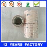 fita de cobre adesiva da folha do único silicone lateral de 0.095mm
