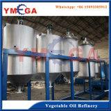 Aceite de soja vegetal Refinería Máquina de hacer aceite de alto grado