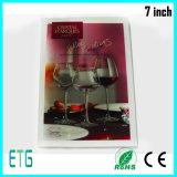 """scheda dell'affissione a cristalli liquidi di vendita calda di 4.3 """" 7 """" IPS video"""