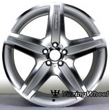 La rueda de la aleación bordea los recambios para Mercedes-Benz