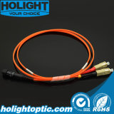 MTRJ multimodo SC de Cables de conexión de fibra óptica