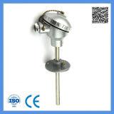 Typ Thermoelement der chemische Industrie-Montage-K mit flexiblem Flansch wasserdichtes Wrn-330
