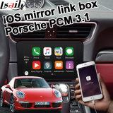Коробка Carplay на PCM 3.1 Кайен Macan Panamera Порше 911 etc