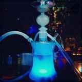 Glas-Wasser-Rohre des Borosilicat-Bw116 für Tabak-RauchenHuka