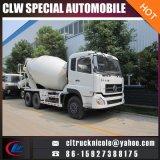Mélangeur de camion/colle de mélangeur concret de Dalishen Dongfeng 10m3