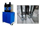 Aprobar la cuerda de acero que prensa de la máquina del manguito fino estupendo del Ce que prensa