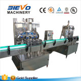 Type linéaire machine de remplissage carbonatée de boisson pour la petite usine de boisson