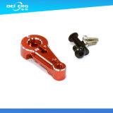 Metal do CNC da maquinaria da precisão que faz à máquina serviços elétricos da fabricação da parte