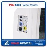 Moniteur patient de multiparamètre professionnel bon marché d'ambulance (Capnograph)