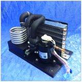 Hohe Integration 12V Gleichstrom-kondensierendes Gerät mit Inverter-Kompressor für Schleife der Kühlanlage