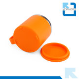 6 colores de pared doble de acero inoxidable taza taza de agua potable para los niños