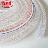 Haut Pressusre PVC flexible renforcé de fibre de petits taux d'expension