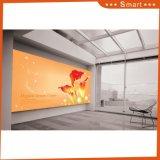 Bunter Blumen-Entwurf 3D Wallpapers moderne Art für Hauptdekoration-Farbanstrich