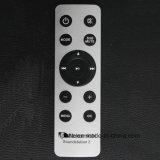 Télécommande en aluminium pour l'audio haut-parleur sirène de projecteur