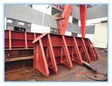 Stahlkonstruktion-Herstellungs-Maschinerie-Teile