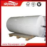 """66GSM 63 """" No-Encrespan el papel de transferencia rápido de la sublimación del rodillo de Dryjumbo para ms Printer"""