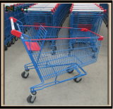 160 litros de carro de compras Mjy-Std160 para el cruce