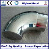 Extrémité de balustrade d'acier inoxydable pour la balustrade en verre