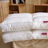 ホテルのための卸し売り80s綿の快適で白い枕