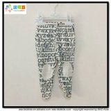 Pantaloni organici molli stampati degli infanti dell'abito del bambino di stile