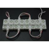 4SMD5630 imprägniern weiße Einspritzung-Baugruppe 36*36 der Farben-LED LED-Baugruppe