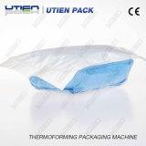 Automatische chirurgische Gaze-Verpackungsmaschine-flexible Film Thermoforming Maschine (DZL)