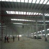 Modernes helles Stahlkonstruktion-Werkstatt-Fabrik-Gebäude für Verkauf