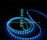 RGB IP68フルカラーSMD5050チップ60LEDs 18W DC12V LEDストリップ