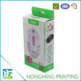Fabricantes profesionales de la caja de cartón de Shangai con el rectángulo de la calidad
