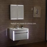 Governo diretto personalizzato di qualità superiore di vanità della stanza da bagno dell'hotel di affare (T-076)