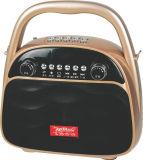 Mini altavoz vendedor caliente F4-6 de Bluetooth de la batería recargable