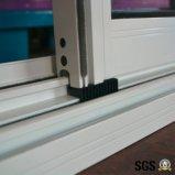 Finestra di scivolamento di alluminio rivestita di Andoized Surfacement della polvere K01013