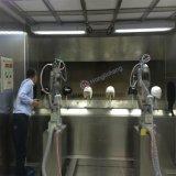 自動ロボットヘルメットのための紫外線吹き付け塗装ライン