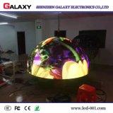 Touche de fonction/souple/pliables Affichage LED intérieur fixe pour la publicité/décoration