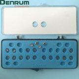 Paréntesis ortodónticas de la base del acoplamiento de la fabricación de Denrum