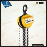 1ton Chain Pully Block of Lifting Equipment