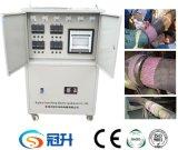 tipo común equipo de los canales 120kw 12 de tratamiento térmico de la autógena del poste