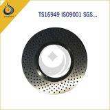 Disque de poinçonnage à l'usure mince ou Rotor de roulement à rotor de frein