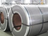 ASTM A653 Dx51d Hbis ha galvanizzato la bobina d'acciaio