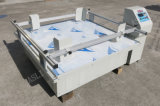 Constructeur en tant que machine de test de vibration de simulation de transport de série
