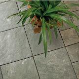 30x30 см бесплатный образец природного шифера декорированных каменными плитками полу