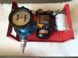 Dieselpumpen-gesetzte Pumpe des LC-Messinstrument-220V 550W montieren