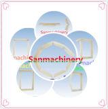 Cadena de producción de perforación del protector de borde de papel con alto Efficience