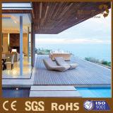Plancher en bois composé économique du balcon WPC de type