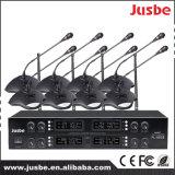 UHFdrahtlose Mikrofon-Tonanlage für Konferenz-Sitzung