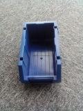 Оптовой пластмасса полки пакгауза установленная стеной разделяет коробку