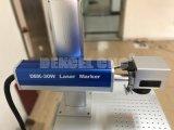 Raycus/Marcação a Laser de fibra Ipg Mopa marcador da máquina para anel de retenção de aço inoxidável para venda na China