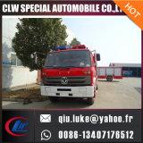 10000L 10m3水消火活動のトラック