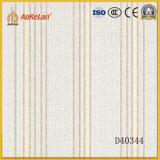 600X600mm Porzellan-Streifen-Entwurfs-Fußboden-Fliese-rustikale Keramikziegel