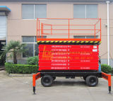 300kg 16m Hydraylic bewegliche Arbeitsbühne (SJY0.3-16)